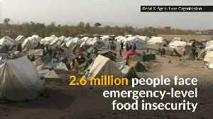 Afghans escape worst drought in years [Video]