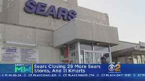 Sears Closing More Stores [Video]