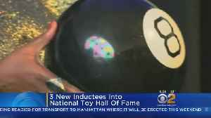 New Inductees To National Toy Hall Of Fame [Video]