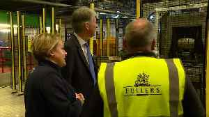 News video: UK grows strongly in third-quarter, hints of tougher times ahead