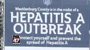 Hepatitis A cases continue to rise in MI [Video]