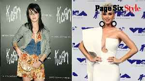 News video: Katy Perry's style went from girl-next-door to platinum star