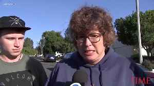 Mother Speaks Out About Son Who Survived Las Vegas Shooting But Was Killed in Thousand Oaks [Video]