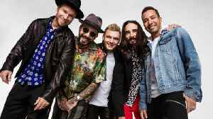 News video: Backstreet Boys Announce New 'DNA' Album, Tour Dates and Release