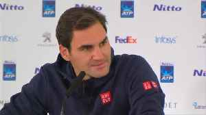 Federer targets the magic 100 as the ATP Finals loom in London [Video]
