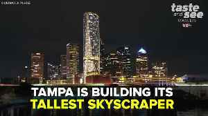 'Riverwalk Place' to be the tallest tower in Tampa's skyline | Taste and See Tampa Bay [Video]