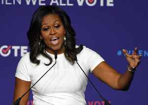 News video: Michelle Obama Reveals That She Suffered a Miscarriage