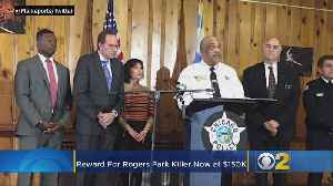 Reward For Rogers Park Killer Now At $150,000 [Video]