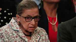 News video: Ginsburg out of the hospital and 'cracking jokes'