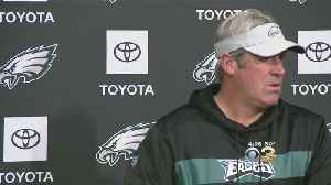 Eagles Head Coach Doug Pederson Addresses Team Injuries Ahead Of Game Against Cowboys [Video]