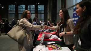 Organizational recruiters, volunteers gather during the Find Your Cause networking event [Video]