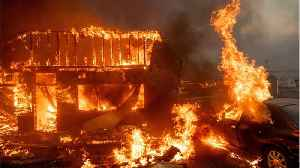 News video: Northern California Wildfire Engulfs Town Of Paradise