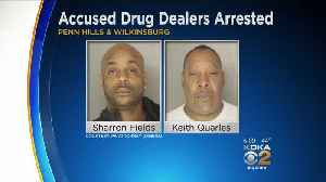 $36K Worth Of Cocaine, More Than $116K Cash Found In 3 Allegheny Co. Homes [Video]