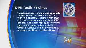Dallas Police Department Audit Released Raises Questions About Off-Duty Jobs [Video]