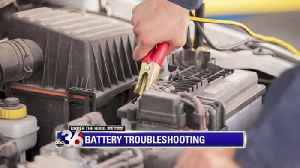 S&S Tire: BATTERY TROUBLESHOOTING [Video]