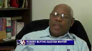 Richmond elects first african-american mayor [Video]