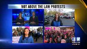 Protests Against Trump Administration in Local Cities [Video]