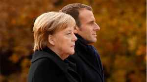 World Leaders Gather To Commemorate The End Of WWI 100 Years Ago [Video]
