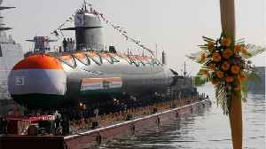 India Says Its Nuclear Sub Made Its First Patrol [Video]