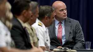 News video: Acting Attorney General Matthew Whitaker Advised 'Scam' Company