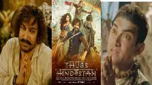 Thugs of Hindostan: Aamir Khan TROLLED Badly with Hilarious Memes; Check Out | FilmiBeat [Video]