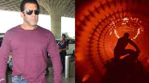 Salman Khan Off to Punjab to Shoot for the Schedule of Bharat | FilmiBeat [Video]