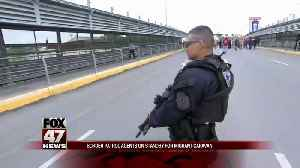 US immigration officials work to restrict asylum at border [Video]