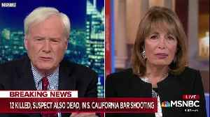 "Chris Matthews ""Thoughts and prayers … I'm sorry, but that should be outlawed."" [Video]"