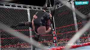 Top 10 Greatest Cage Matches in WWE History [Video]
