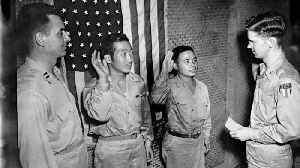 WWII Chinese-American Vets Still Lack U.S. Recognition [Video]