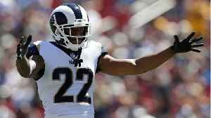 Marcus Peters Responds To Sean Payton's Comments [Video]