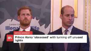 Prince Harry Royal Decree: Turn Out The Lights [Video]