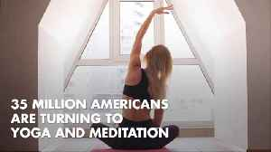 Yoga Is Affecting Millions Of Americans [Video]