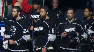 Los Angeles Kings Say Enough After Thousands Oaks Shooting