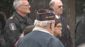 Veterans want more emphasis on American history [Video]