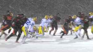 News video: Friday Night Blitz: Level 4 highlights
