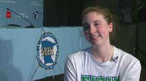 Eagan Volleyball Ace Ellie Husemann Going To The Gophers [Video]
