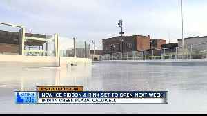 Ice rink to open in downtown Caldwell [Video]