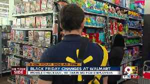 Why you might not recognize your Walmart anymore [Video]