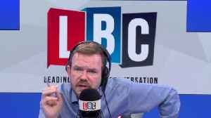 Grocer Tells James O'Brien Of Fresh Food Disaster Without Brexit Deal [Video]