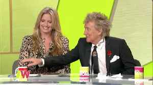 Sir Rod Stewart Demands To Be Called 'Sir' By Andrea McLean On Loose Women [Video]