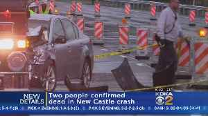 Two Dead In New Castle Crash [Video]