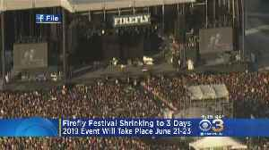 More Changes Coming To Delaware's Firefly Music Festival [Video]