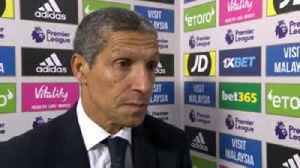 Hughton: Winner was offside [Video]