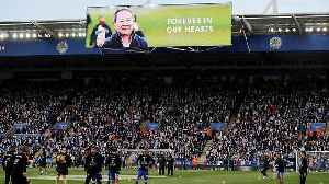 News video: Leicester FC remember their beloved owner with city march