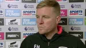 Howe: Injuries rocked us [Video]