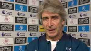 Pellegrini: Anderson goal was beautiful [Video]