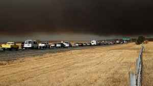 Deadly California Fires Force Thousands to Evacuate [Video]