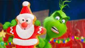 'The Grinch' Exceeds Expectations At The Box Office [Video]