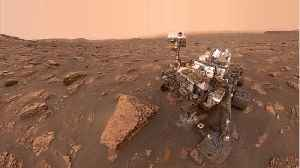 Curiosity Rover Back In Action And Drilling Holes In Mars [Video]